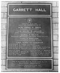 Garrett Hall by Heather Pilcher