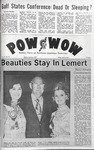 The Pow Wow, June 25, 1971