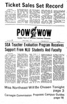 The Pow Wow, March 19, 1971