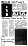 The Pow Wow, March 26, 1971 by Heather Pilcher