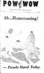 The Pow Wow, October 22, 1971