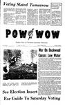 The Pow Wow, November 5, 1971 by Heather Pilcher