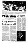 The Pow Wow, November 12, 1971 by Heather Pilcher