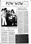 The Pow Wow, October 18, 1974