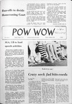 The Pow Wow, October 25, 1974