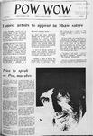 The Pow Wow, November 1, 1974 by Heather Pilcher