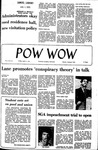 The Pow Wow, April 11, 1975 by Heather Pilcher