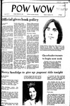 The Pow Wow, February 28, 1975 by Heather Pilcher