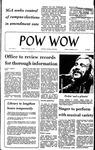 The Pow Wow, November 14, 1975 by Heather Pilcher