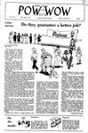 The Pow Wow, April 30, 1976 by Heather Pilcher