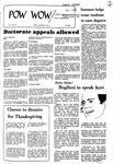 The Pow Wow, November 19, 1976 by Heather Pilcher
