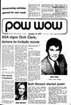 The Pow Wow, October 14, 1977