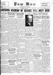 The Pow Wow, April 29, 1938 by Heather Pilcher