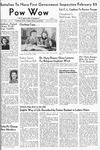 The Pow Wow, February 12, 1943
