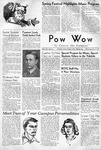 The Pow Wow, December 19, 1945 by Heather Pilcher