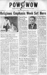 The Pow Wow, February 12, 1965 by Heather Pilcher