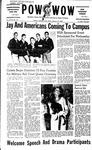 The Pow Wow, February 25, 1966 by Heather Pilcher