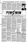 The Pow Wow, March 13, 1970 by Heather Pilcher