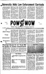 The Pow Wow, August 7, 1970 by Heather Pilcher