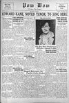 The Pow Wow, November 6, 1936 by Heather Pilcher