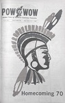 The Pow Wow, October 30, 1970 by Heather Pilcher