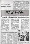 The Pow Wow, November 8, 1974 by Heather Pilcher
