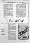 The Pow Wow, September 7, 1973 by Heather Pilcher