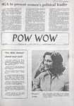 The Pow Wow, October 19, 1973 by Heather Pilcher