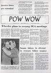 The Pow Wow, November 2, 1973 by Heather Pilcher