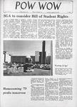 The Pow Wow, November 9, 1973 by Heather Pilcher