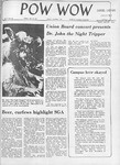 The Pow Wow, January 25, 1974 by Heather Pilcher