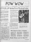 The Pow Wow, April 26, 1974 by Heather Pilcher