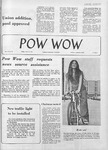 The Pow Wow, June 14, 1974 by Heather Pilcher