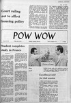 The Pow Wow, July 26, 1974 by Heather Pilcher