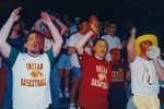 Basketball Fans by Heather Pilcher